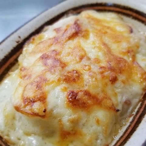 じゃがいものチーズグラタン