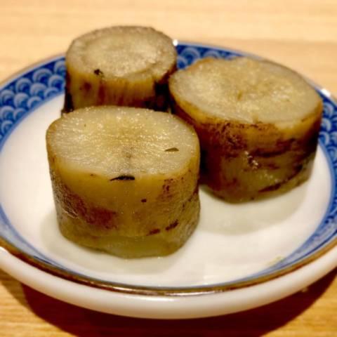 ごぼうの梅煮