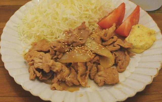 豚肉のスタミナ炒め