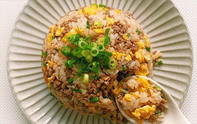 美味しい生姜焼き風チャーハン