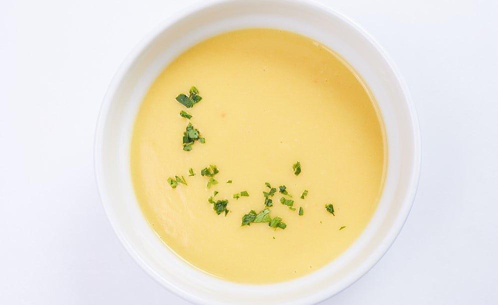 クリームチキンスープ