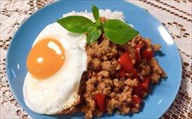 簡単!時短!タイ料理ガパオライス