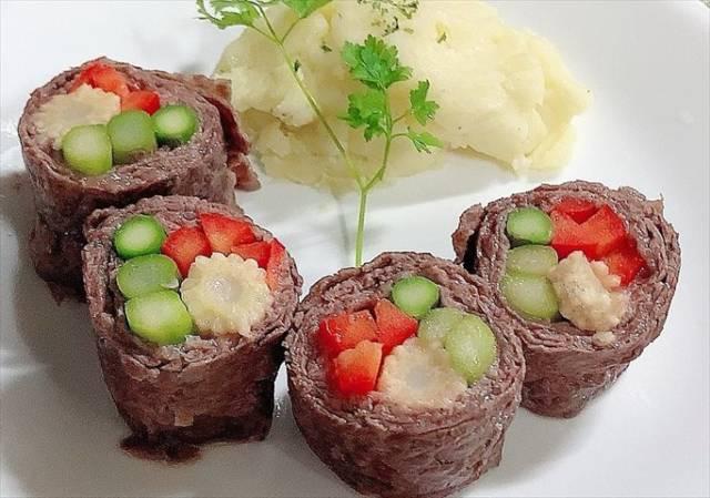 牛肉ロールステーキ