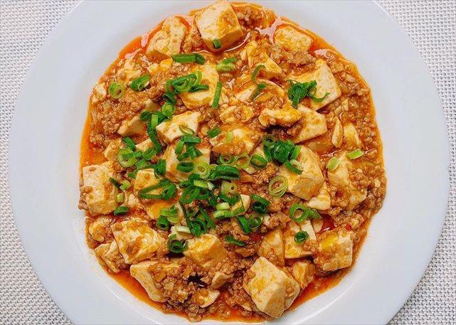中華の王道麻婆豆腐