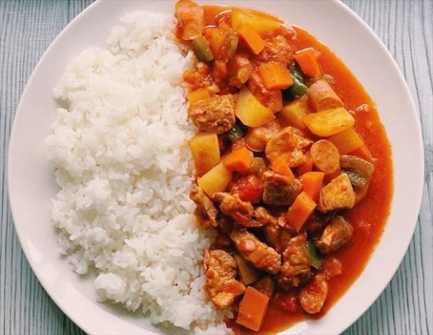 フィリピン料理のミヌード